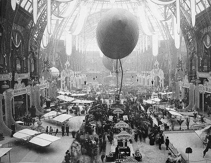 airshow 1909
